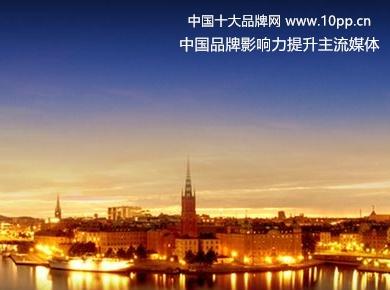 十大品牌网成就中国品牌